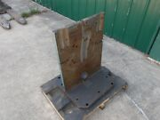 Tombstone Cnc Machine Boring Mill Vise Base Riser Work Holding Tool Angle Plate