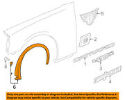 Chevrolet Gm Oem-front Fender Flare Wheel Well Arch Molding Right 23240634