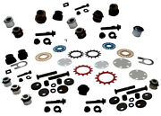 Alignment Kit-wheel With Mounts, Boots, Retainers, Shims, And Bolts Acdelco Pro