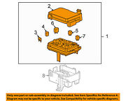Gm Oem-electrical Fuse And Relay Box 22929761