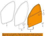 Buick Gm Oem 11-16 Regal Front Door-shell Frame Panel Right 20987624