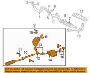 Cadillac Gm Oem 00-01 Seville 4.6l-v8-exhaust System-muffler Tail Pipe 88959326