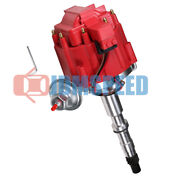 Hei Distributor W/ 65k Coil Red For Amc/ Jeep 1967-1990 290,304,343,360,390 ,401