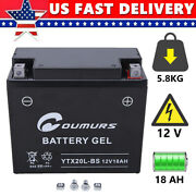 Agm Battery Fit For Harley Dyna Fxd Fxdb Fxdc Fxdf Fxdi Fxdl Fxdp Fxds Fxdwg