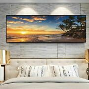 Painting Posters Waterproof Ink Canvas Living Room Wall Art Prints Pictures