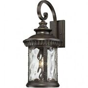 Chimera - 1 Light Outdoor Fixture - 22.5 Inches High Imperial Bronze Finish