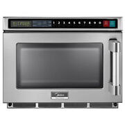 Midea 1817g1a 1800 Watts Heavy Duty Commercial Microwave Oven 0.6 Cu. Ft.