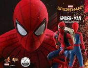 Hot Toy Qs014 Spiderman Homecoming Spider Man Regular Edition Figure Statue