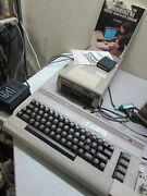 Vintage Commodore 64 Computer Keyboard 1541 Floppy Drive Fast Load Cartridge