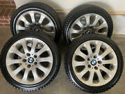 2007 Bmw 335xi Factory Rims And Winter Tires For Sale