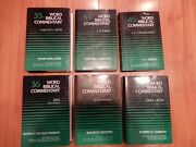 Word Biblical Commentary 6 Volumes 's 34a, 35b,36,40,45 And 51