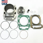 Front Rear Cylinder Piston Set For Brp Can-am Max 800 Outlander 420413430