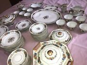 Theodore Haviland France Limoges Azay-le-rideau French Dinner Set