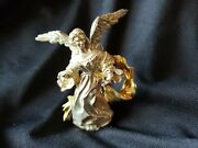 Sterling Silver Christmas Ornament Angel By Harry Smith Camden Maine
