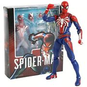 New Spider-man 6-inch Pvc Action Figure Collectible Model Spiderman Kid Gift Toy