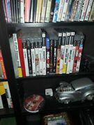 Huge Lot Ps2. Ps3. Wii. Ds Games 80+