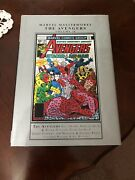 Marvel Masterworks The Avengers Vol. 16 By Perez, George Hardcover