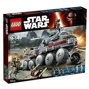 Lego Star Wars Clone Turbo Tank 75151new And Factory Sealed - Retired