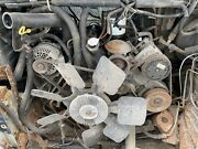 7.3l Diesel Engine Fits 88-94 Ford E350 Van Great Running 172k Miles Free Ship