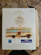 National Lampoon's Christmas Vacation Ornament 2009 Eddie's Rv Never Displayed