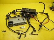 96 Kawasaki Zxi 1100 Electrical Box With Igniter Ignition Coils Fuse-assy