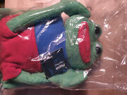 Unopened/sealed Pepe The Frog Official Plush Hashtag Collectibles/uncute