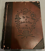 Tales Of Beedle The Bard J K Rowling Collector's Edition Box Only No Book/prints