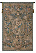 Feu Vintage Belgian Tapestry Wall Art Hanging For Home Decor New 58x37 Inch