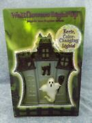 Bbw Bath And Body Works Halloween Wallflowers Haunted House Color Changing Plug-in