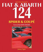 Fiat 124 Spider Book Tipler History Coupe Abarth