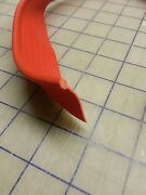 Fender Welt Red 2 Rubber Fender To Body Welting Solid Bead 25 Foot Roll