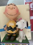 Enesco Jim Shore Life Is Better With A Dog Charlie Brown Snoopy Figurine 4042387
