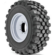 4 Tires Michelin Bibload Hard Surface 340/80r18 143a8 Tractor
