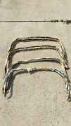 Nos 1973 1980 Chevy Gmc Truck Wheel Opening Moldings Gm 74 75 76 77 79 80n.o.s.