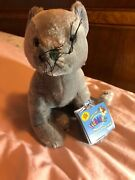 Webkinz Rare Charcoal Cat New With Sealed Code