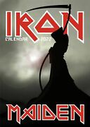 Iron Maiden A3 Calender 2022 By Rr