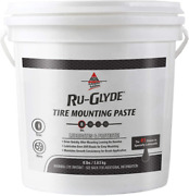 Ags Ru-glyde Tire Mounting Paste For Alloy Wheels, Low Profile, And Run Flat Tir