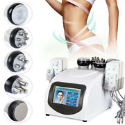 Weight Loss 40k Cavitation Laser Pads Vacuum Suction Wrinkle Removal Machine Spa