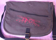 Wwe Tna Wrestling Autographed Signed Bag Tickets Vip Pass Cross The Line 2009