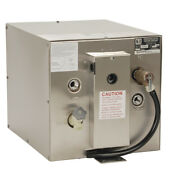 Whale Marine S1200e Whale Seaward 11 Gal Hot Water Heater Stainless Steel 120v