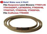 Fits Husqvarna And Craftsman Brands Brown V-belt Drive New Part For Lawn Mowers