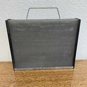 Photographic Instruments Co.print Processing Basket Model Cf-10 Usa