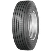 2 Tires Michelin X Line Energy T 235/75r17.5 J 18 Ply Commercial Trailer
