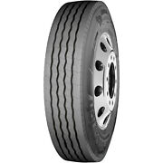 4 Tires Bfgoodrich Route Control S 225/70r19.5 G 14 Ply All Position Commercial