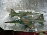 Painted Made By Essie F5-e Dog Fighter U.s. Air Force 1/48 2-machine Series