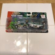 Matchbox Hitch 'n Haul Secret Swamp Cars With Accessories 2005 Playset New