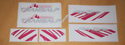 Decals Fits Transalp 600v - Motorcycle - Bike - Reproduction Stickers