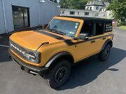 Fits 2021-up Ford Bronco Retro Special Decor Style Side/hood Graphics Kit Cente