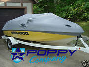 1998-2004 Seadoo Speedster 16and039 Boat Cover Speedster Sk Trailerable Fitted New
