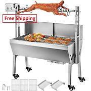 Vevor Electric Griddle Grill Bbq Barbecue Roaster Pig Goat Machine Picnic Outdoo